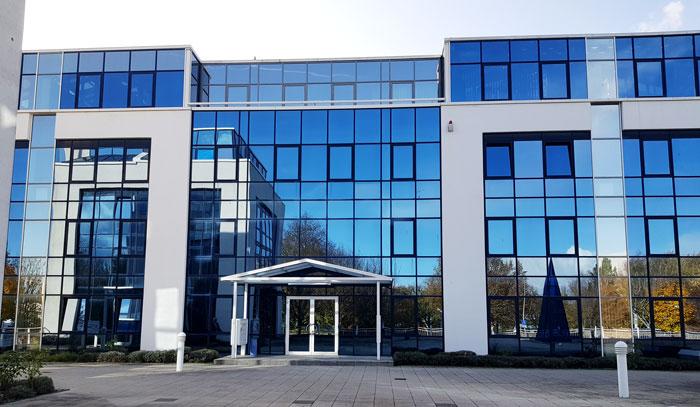 Firmenebäude von abatto® GmbH